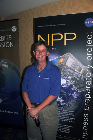 102611_014-viirs_darla-cannon-at-the-npp-launch-briefing